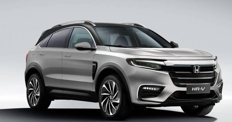 Projeção: Novo Honda HR-V vai crescer e pode apostar em hibridização