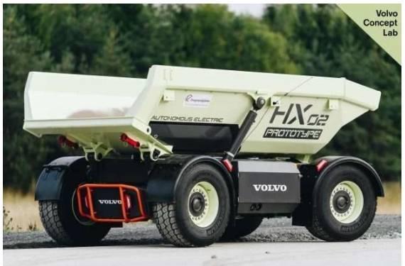 Volvo e Skanska começam os testes de campo da pedreira elétrica, espera 95% de redução das emissões de carbono e 25% de redução do custo operacional